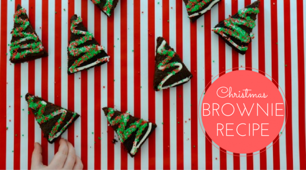 christmas brownie recipe