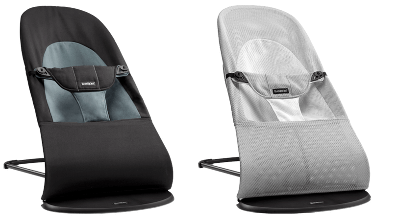 Newborn essentials baby bjorn bouncer