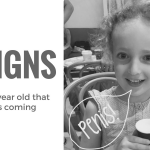 10 signs from my 5yr old that Karma is a bitch