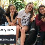 5 ways to get quality time with your teenagers
