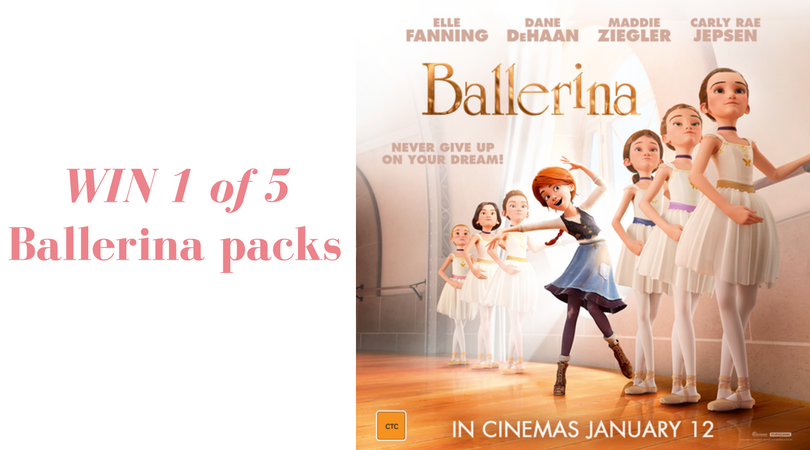 Ballerina Movie