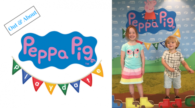 Out & About Peppa Pig