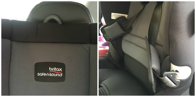 Type G car seats