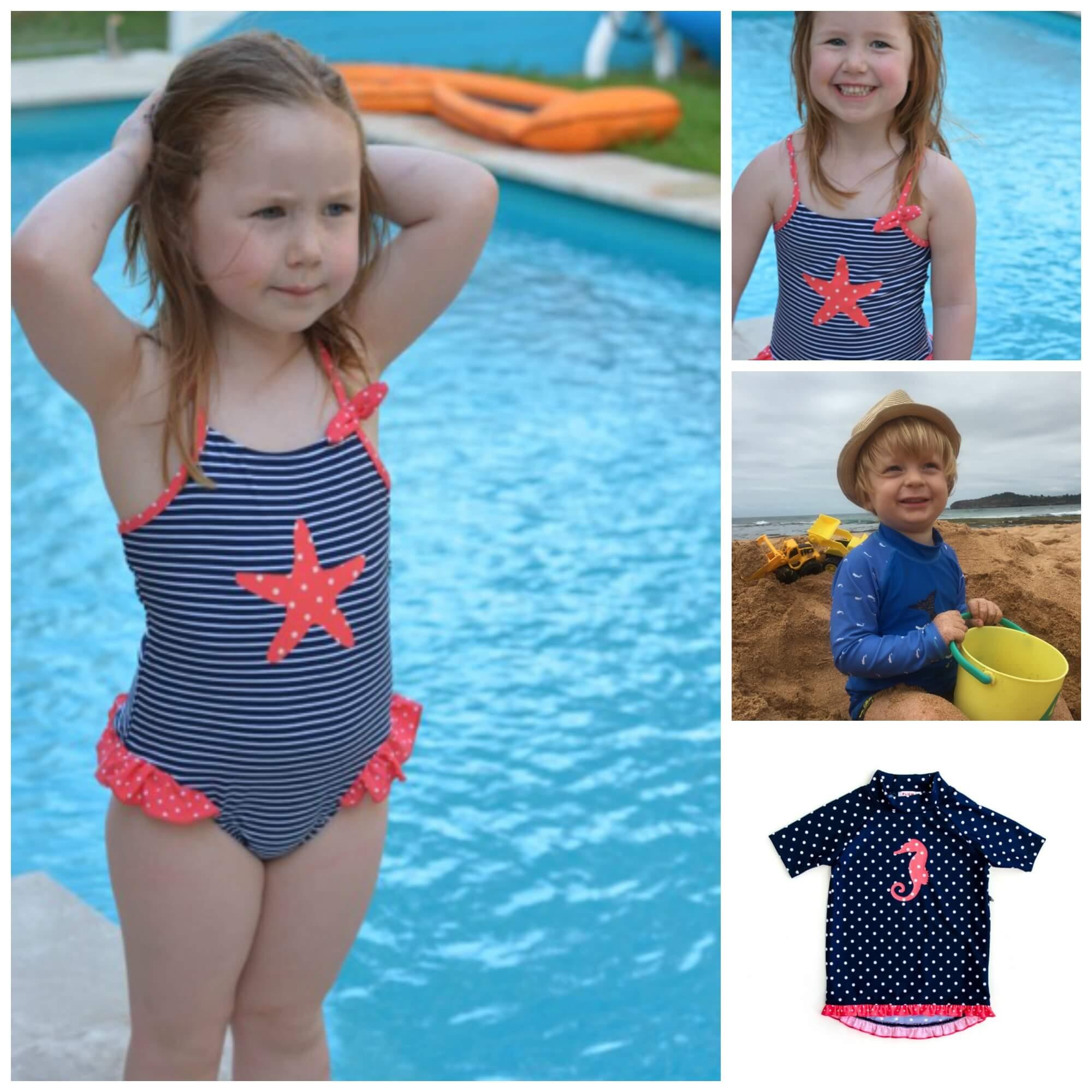 kids swimwear summer essentials