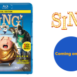Sing!- It's out on DVD next week!