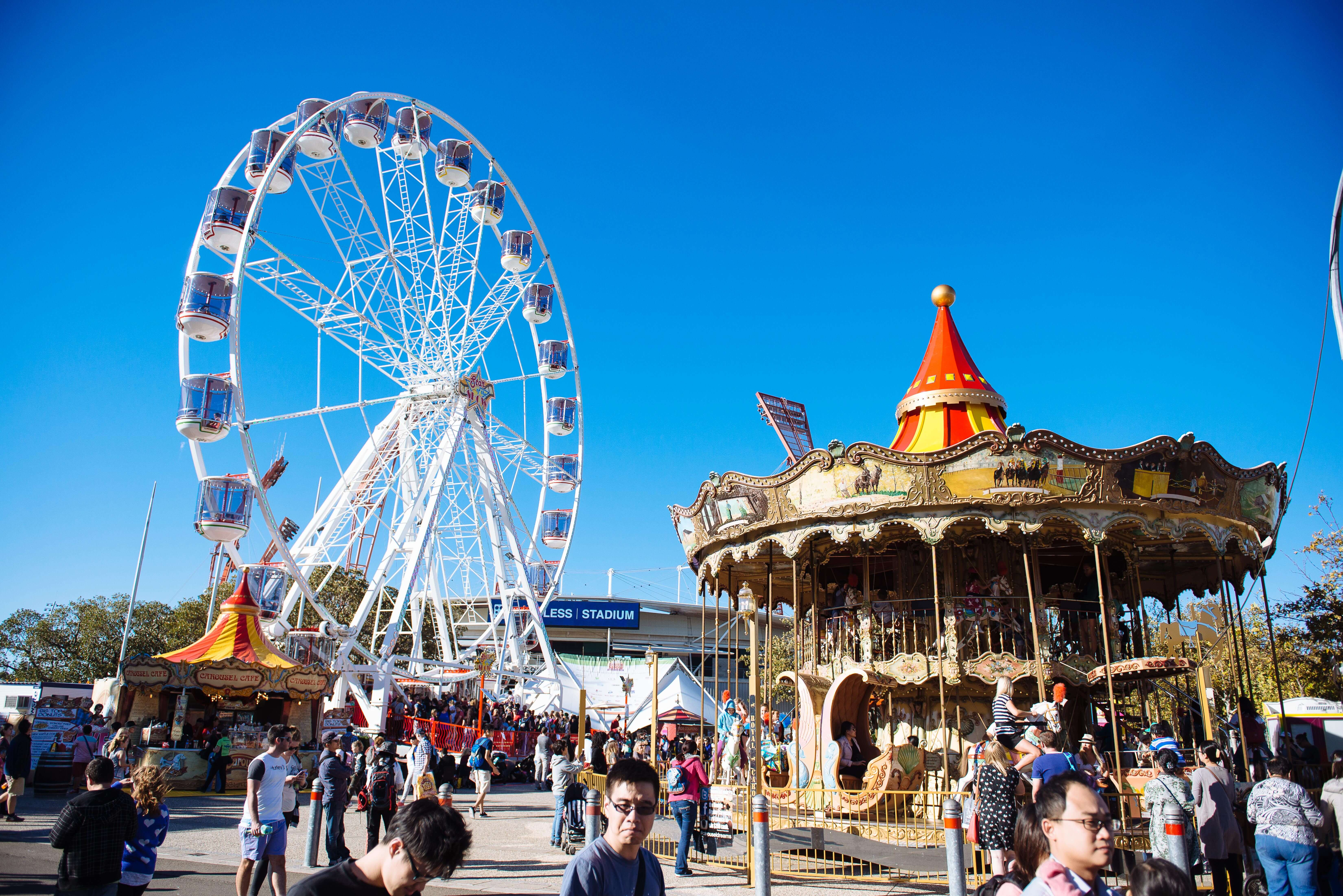 paulmcmillan-event-SRES-150407-016 The Royal Easter Show