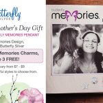 Mother's Day Gift- Butterfly Silver giveaway
