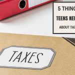 5 Things You Should Teach Your Teens About Tax and Superannuation