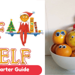Elf on the Shelf- a starter guide to Christmas fun!