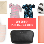 2017 Christmas Gift Guide- Personalised Gifts