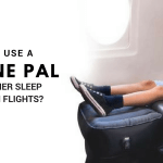 Can I use a Plane Pal or other sleep aid on Flights?