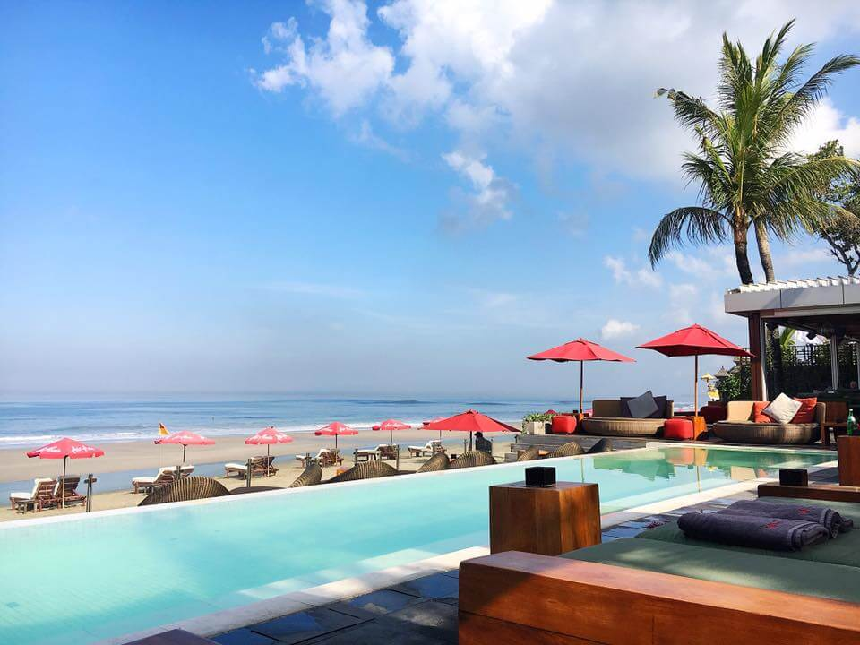 The Best Beach Clubs in Bali