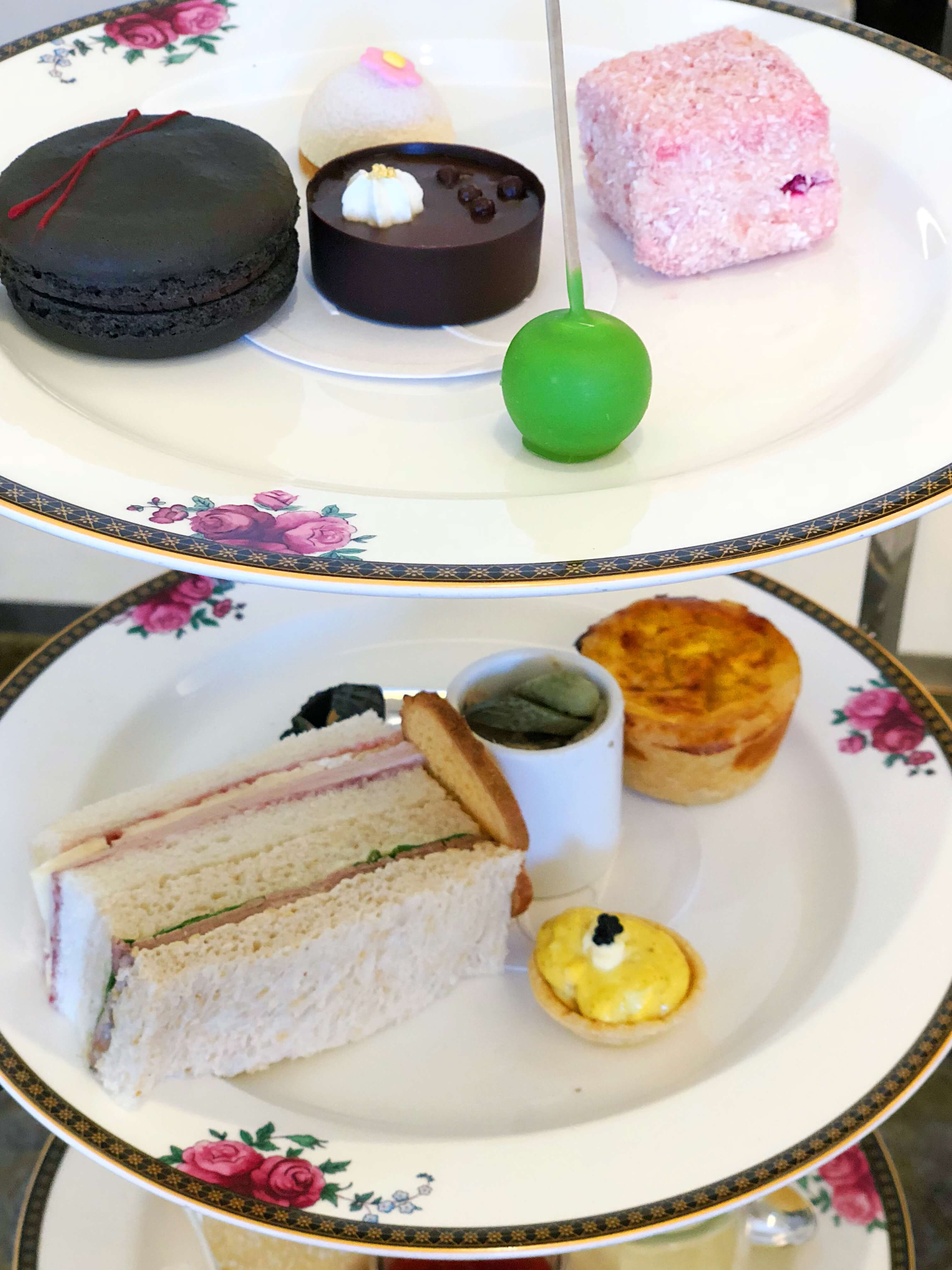 Langham Sydney Paddington high tea
