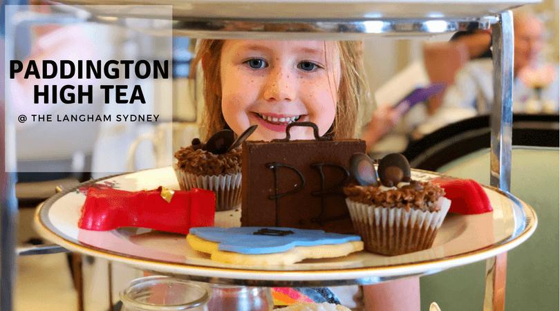 paddington high tea langham sydney