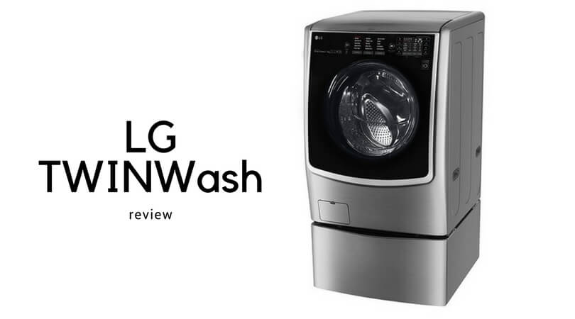 LG Twinwash review / LG washing machine review