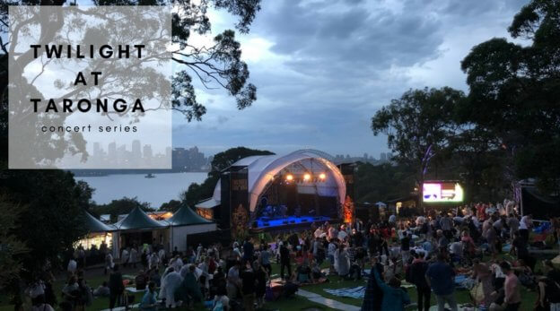 Twilight at Taronga