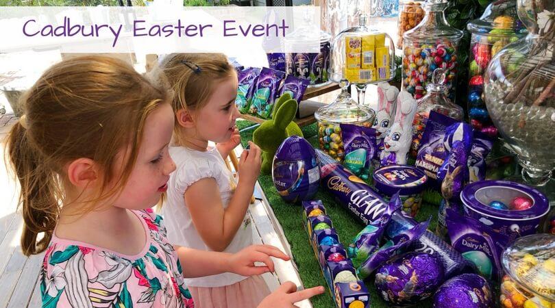 Cadbury Easter Event