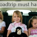 Top 5 things you need when road tripping with kids