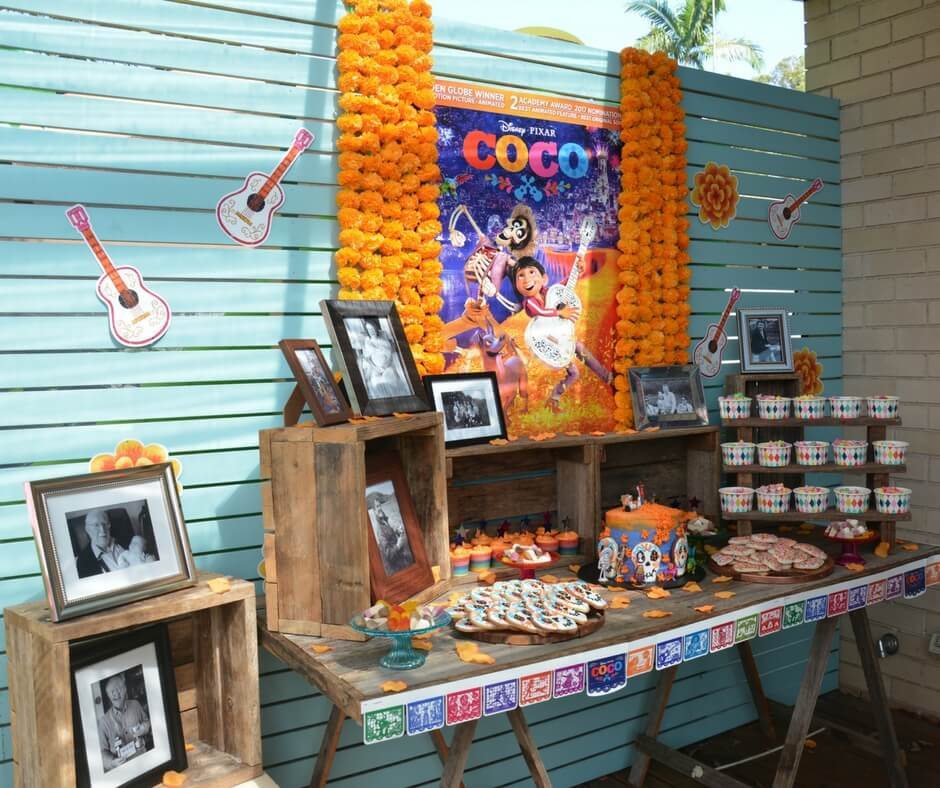Styling a Disney Pixar Coco Party - Stuff Mums Like