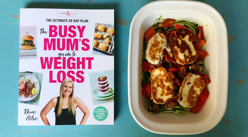 The busy mum's guide to weightloss