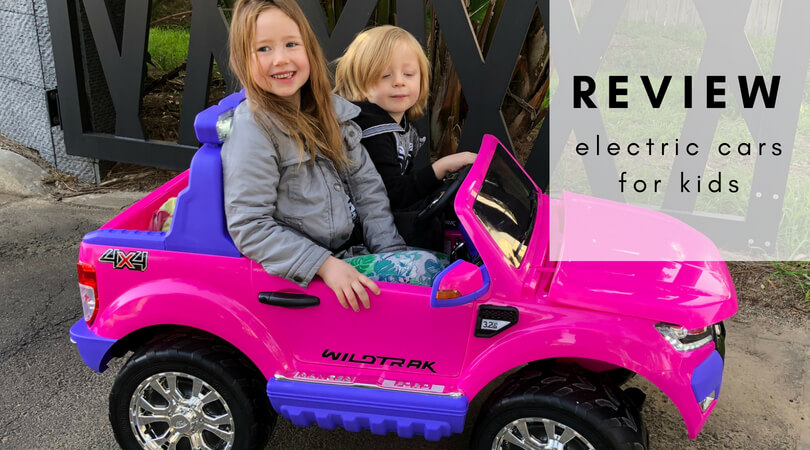 Kids Electric Cars For