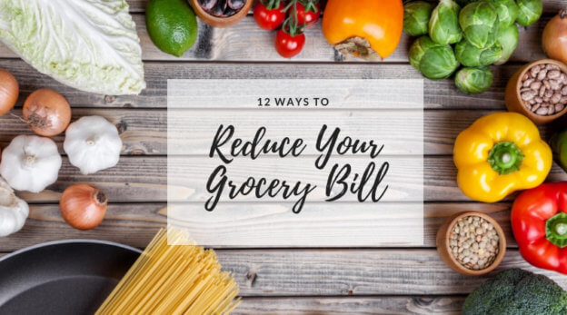 reduce your grocery bills