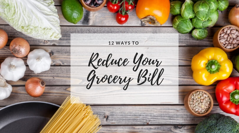 reduce your grocery bill