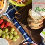 Spring/Summer Picnic and Alfresco Meal Ideas
