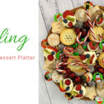 How to style the perfect Christmas dessert platter