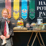 Harry Potter Party activities, food and styling ideas
