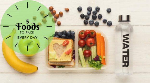 five things kids need in their lunch box
