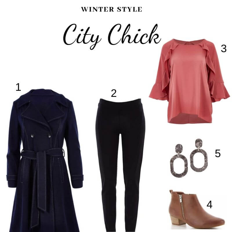 City Chick - Winter Style