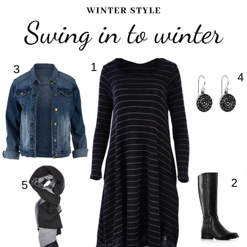 Swing in to winter - Winter Style