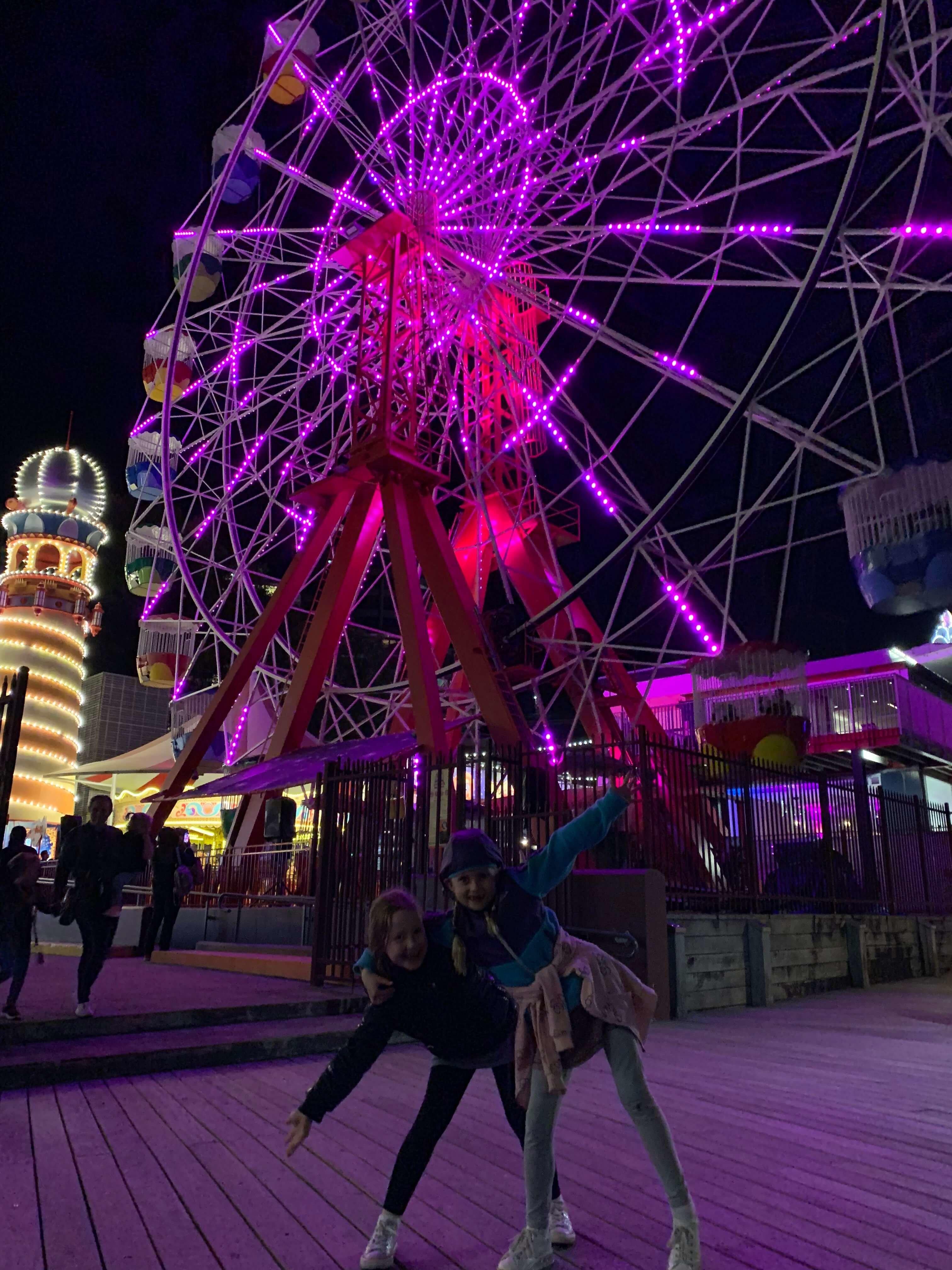 vivid at luna park