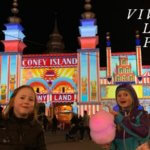 Out and About: Vivid at Luna Park