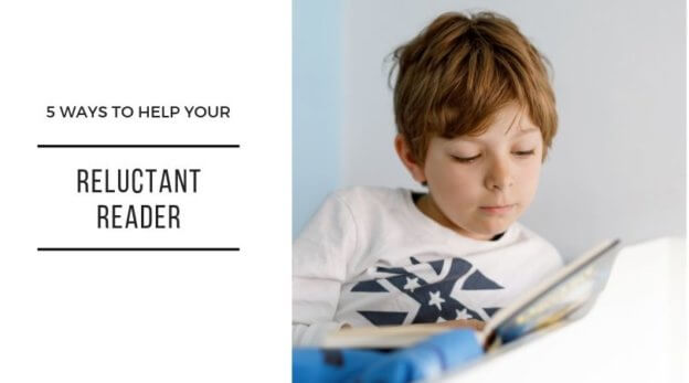 help your reluctant reader