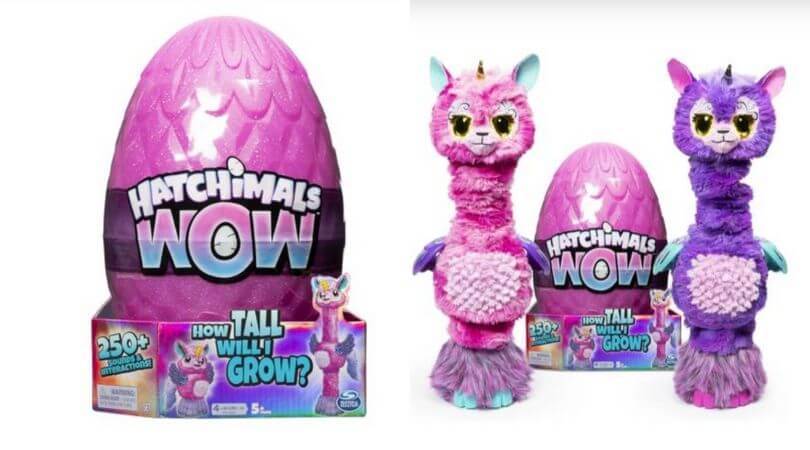 Hottest toys for Christmas / Hatchimal Hatchiwow