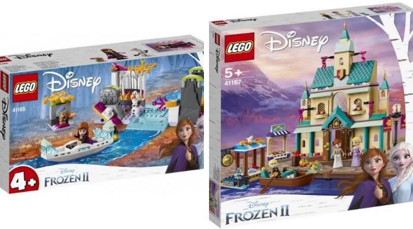 Frozen II lego