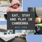 Eat, Stay and Play in Canberra with kids