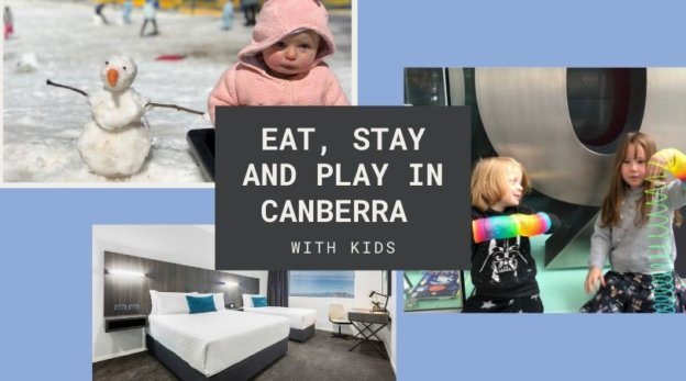 Where to stay in Canberra / The Sebel