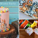 Kids Birthday Party Ideas – Styling a Bluey Party