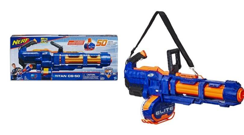 Nerf Gun hottest toys for Christmas