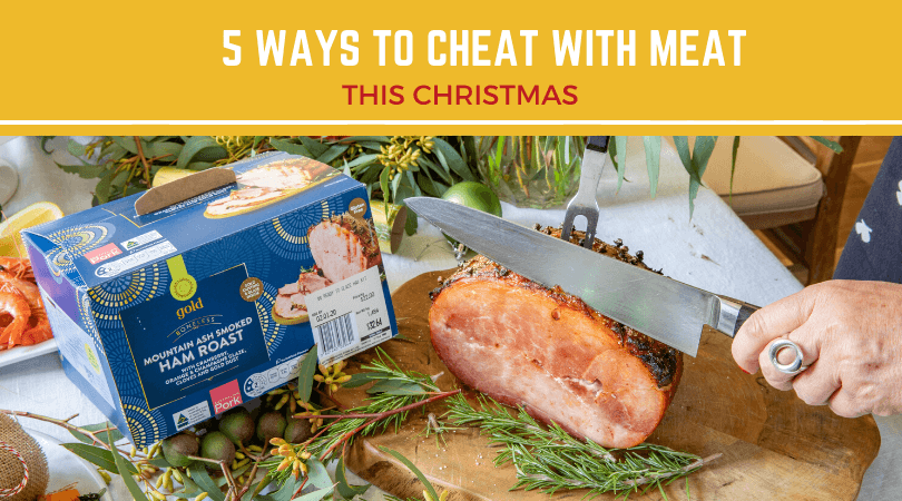 Cheat with meat this Christmas
