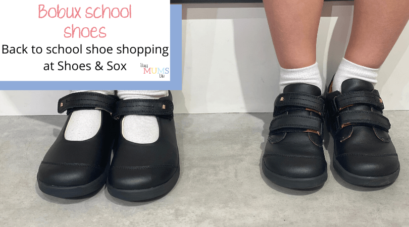 Bobux school shoes