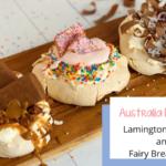 Australia Day Pavlovas – Tim Tam, Fairy Bread and Lamington!