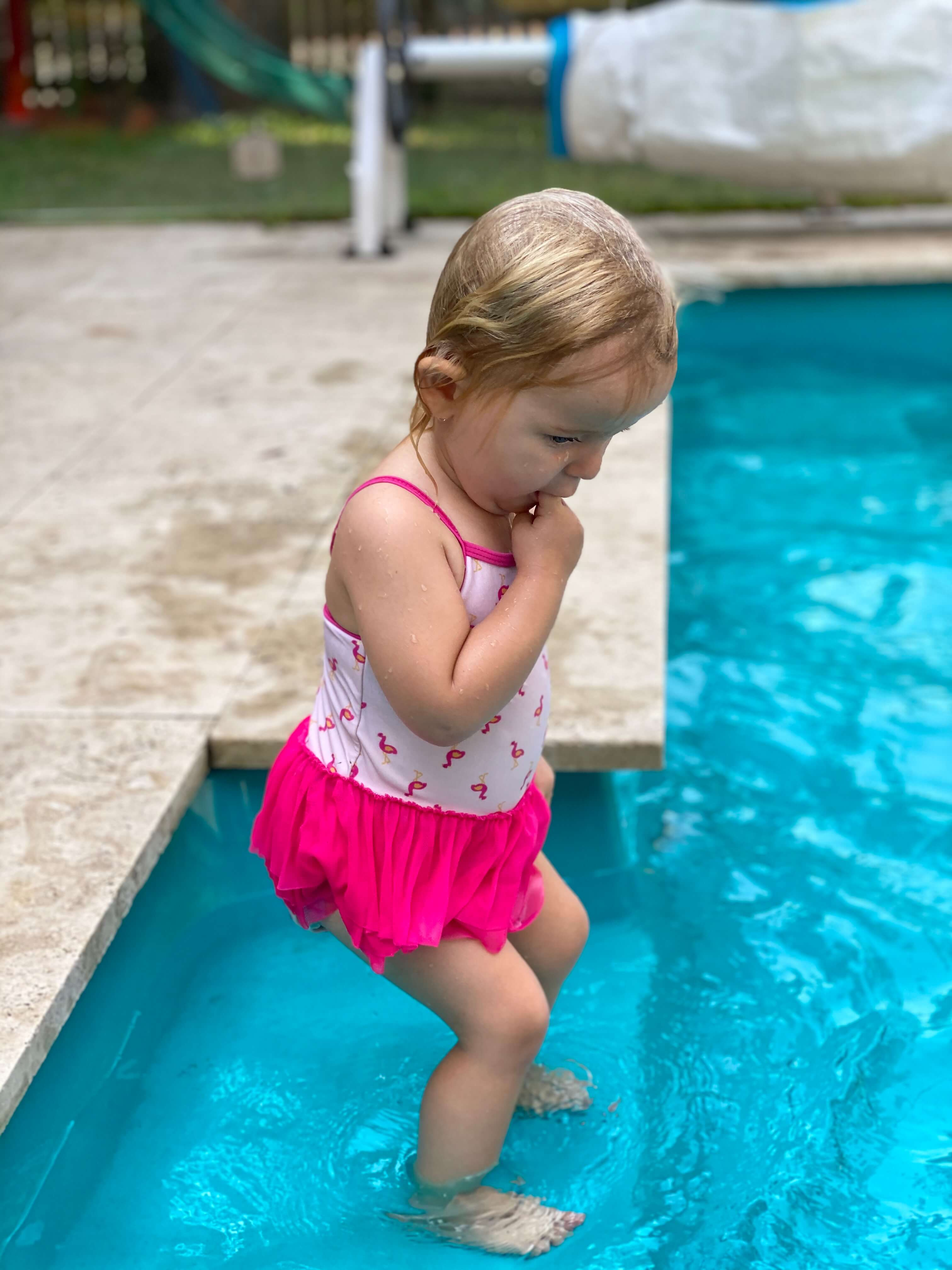 4 Ways to keep your toddler safe in the pool this summer