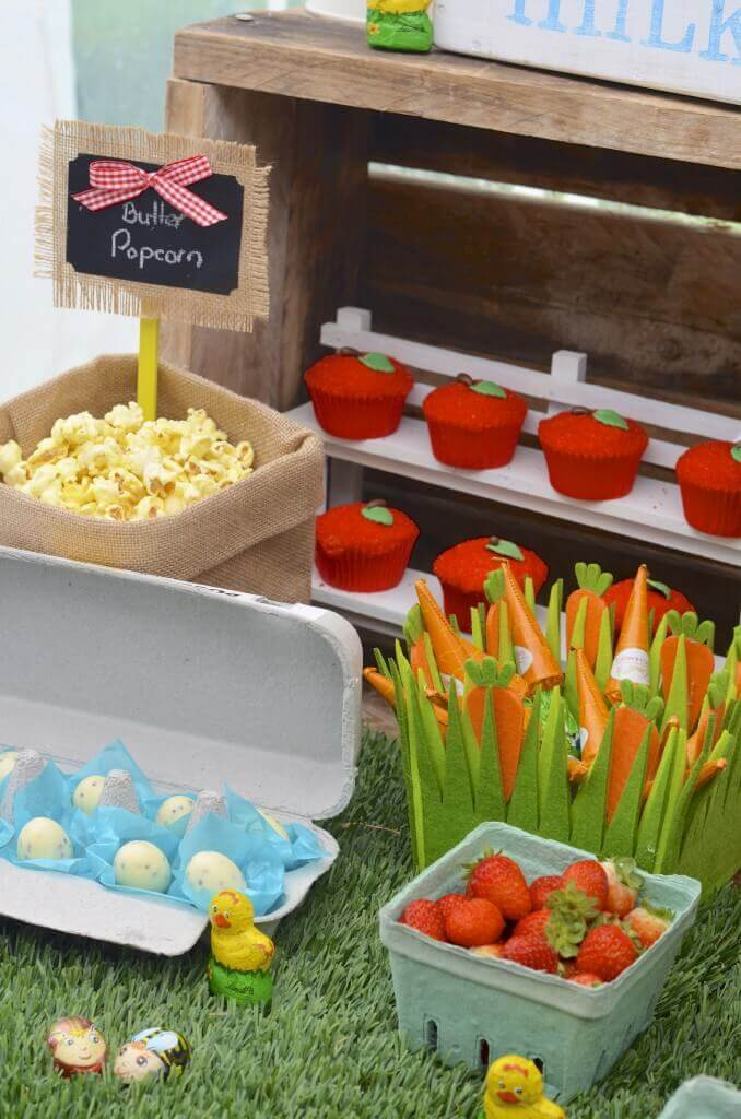 Farm Party- kids parties on a budget