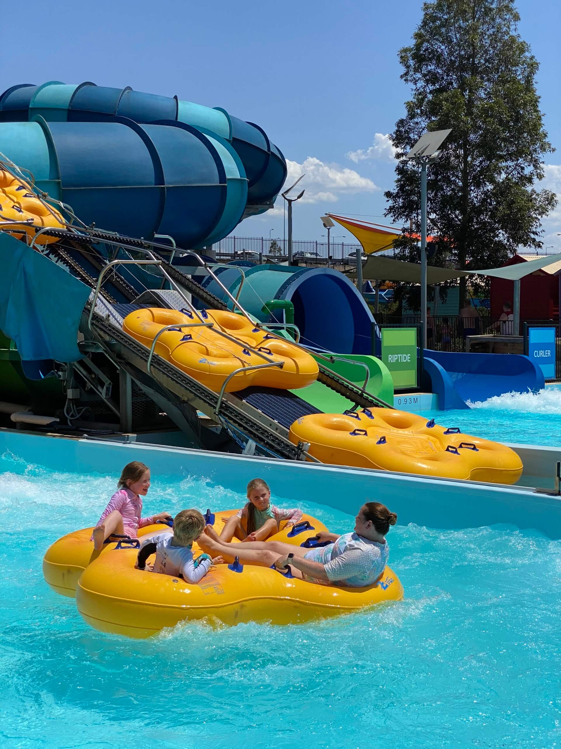 Raging Waters Sydney