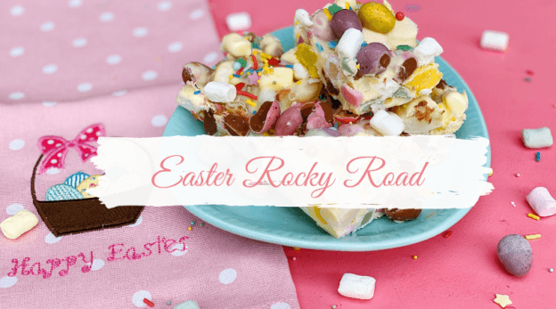 Easter Loaded Rocky Road