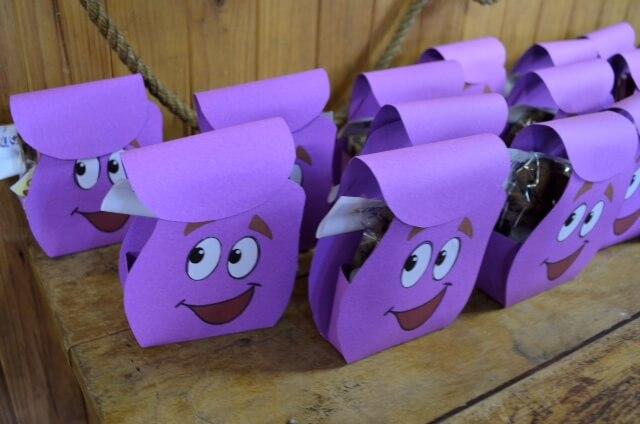 Dora the Explorer party- kids parties on a budget
